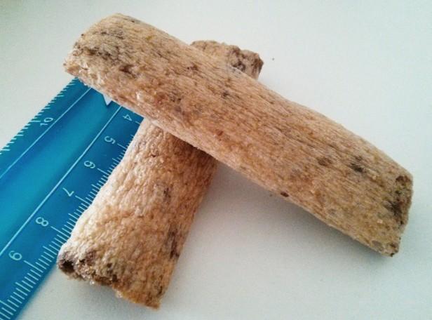 Biscuits sans gluten Crousti'Pause de Gerblé