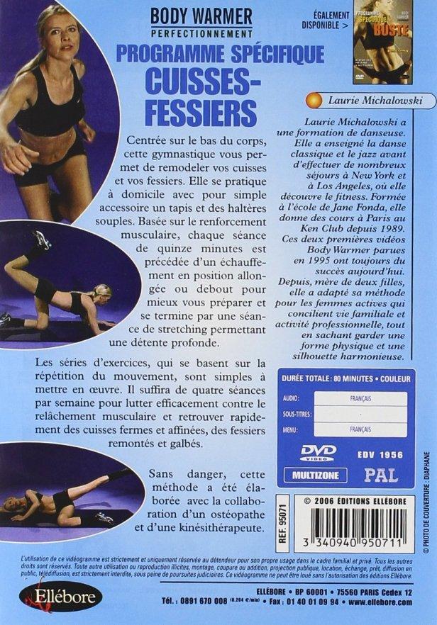 Programme spécifique Cuisses-Fessiers